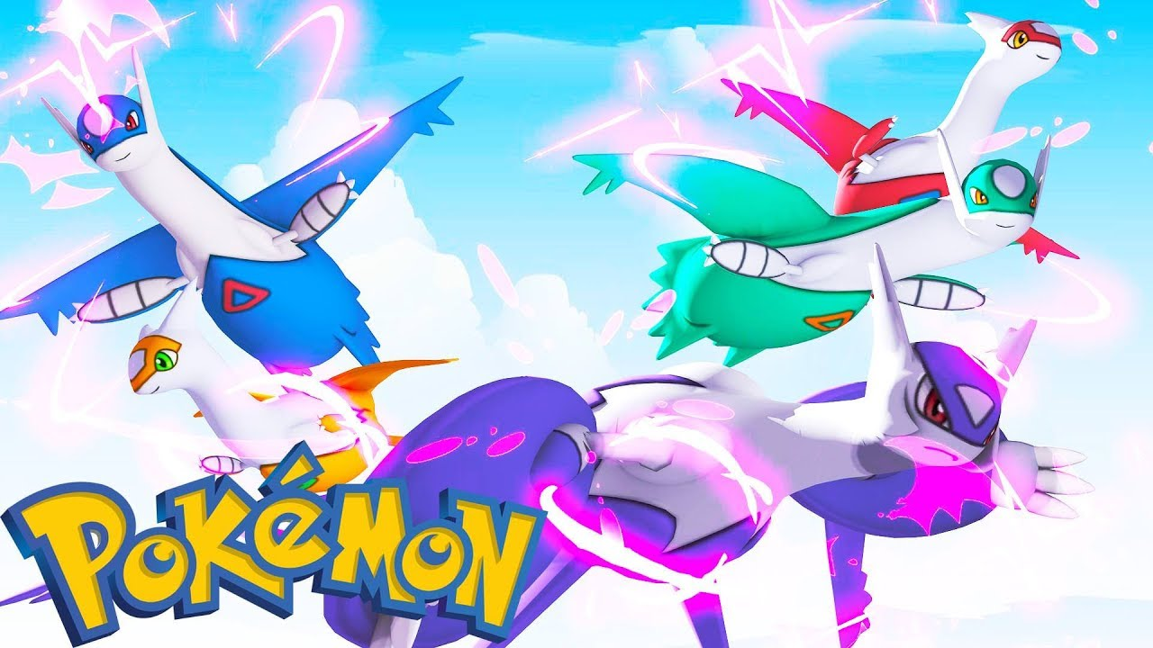 Who S Your Family Mega Latios Mega Latias E Shiny Latios No Minecraft Pixelmon Youtube