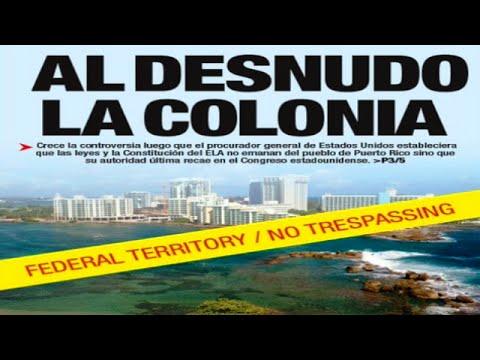 Puerto Rico Al Desnudo La Colonia (DIC 28 2015)