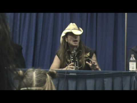 Metrocon 2011: Voice Actor Panel 2