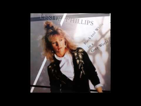 Leslie Phillips - Black and White in a Grey World [FULL ALBUM, 1985, Christian 80's Rock]