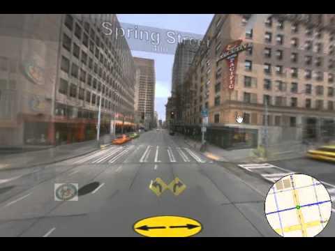 street slide bing maps street view imagery