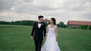 Groom Cries When He Sees His Bride | Beautiful Summer Wedding at Talon Winery | Lexington Ky