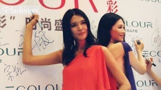 E Colour Leisure Fashion Event in Hangzhou ft Song Ying, Ding Qujie, Wang Shiwen | FashionTV CHINA Thumbnail