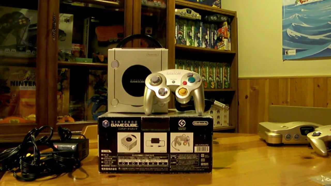 Starlight Gold Japanese Gamecube Unboxing Ep 45 Unboxing 12  YouTube