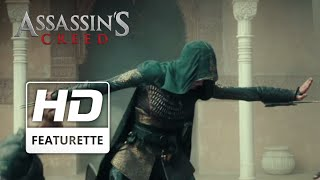 Assassin's Creed | Leap Of Faith | Official HD Featurette 2016