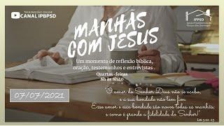 PROGRAMA MANHÃS COM JESUS -  20