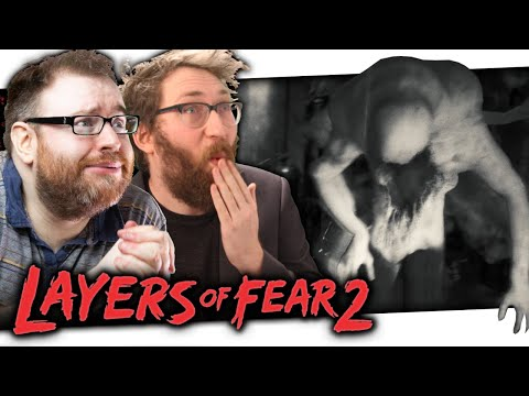GLITCHO   LAYERS OF FEAR 2