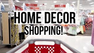 Decor Shopping | Target Adventures