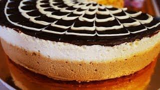 НОВЫЙ рецепт !!! торт ПТИЧЬЕ МОЛОКО вкус конфет !!!!