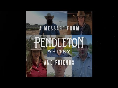 Pendleton Whisky - Do What Has to be Done