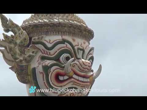 Grand Palace and Wat Phra Kaew Tour