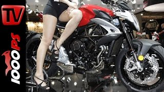 MV Agusta Brutale 800 2016 - Price, Availability, Specs