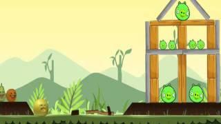 Annoying Orange Death-Kraken Attack-Green Pigs