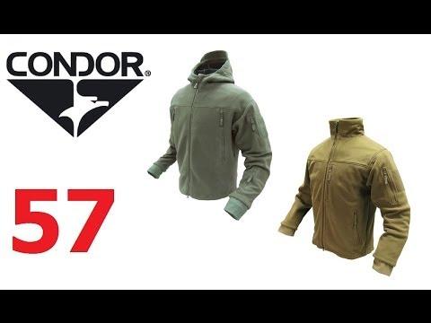 [Обзор] Флисовые куртки SIERRA и ALPHA (Condor). Тактическая куртка