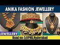 Anika Fashion Jewellery-KPHB-Hyderabad | Exclusive Jewellery Designs 2018