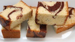 പഞഞ പല ഉളള മർബൾ കകക   Soft Marble Cake Recipe  Bakery Style Marble Cake Recipe Malayalam