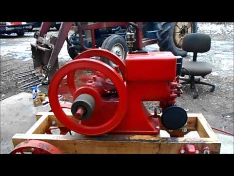 1 3/4hp S Economy engine