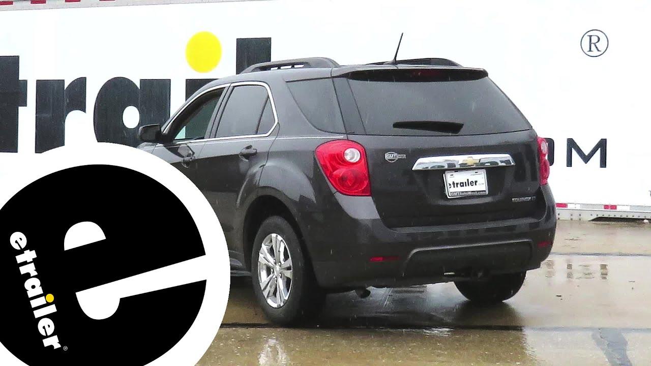 Install Trailer Hitch 2013 Chevrolet Equinox C12291 Etrailercom Chevy Wiring