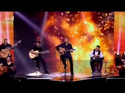Αντώνης Ρέμος - Λένε | Antonis Remos - Lene (The Voice Unplugged Edition)