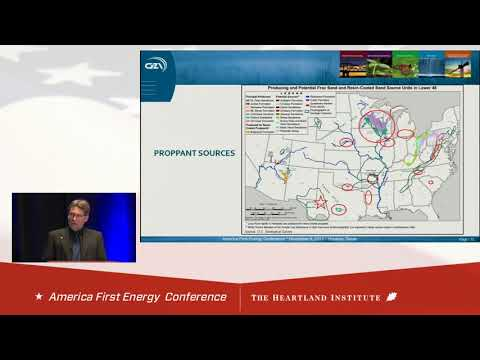 Mark Krumenacher, AFEC (Panel 3A: The Shale Oil and Gas Revolution)