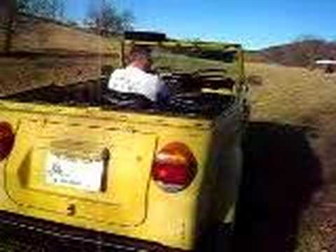 VW Thing test drive