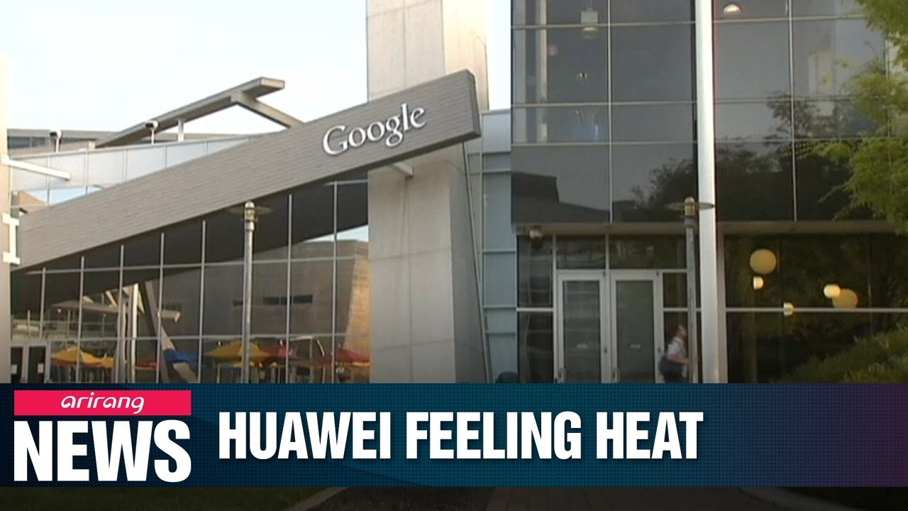 Google cuts off some business with Huawei, report says