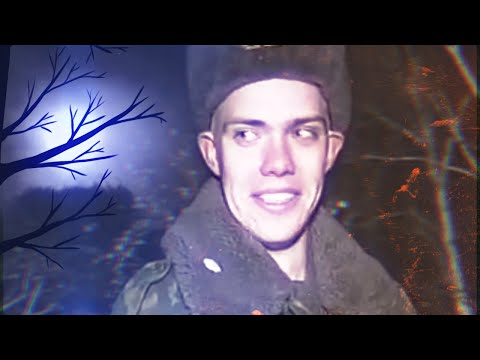 Солдат снимал кота с дерева