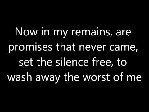 In My Remains - Linkin Park (lyrics)