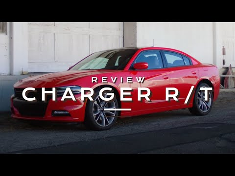 Dodge Charger RT Review Americas 5 Series