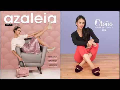 ee96de984 catalogo Azaleia otoño 2018 | calzado moda 2018 - YouTube