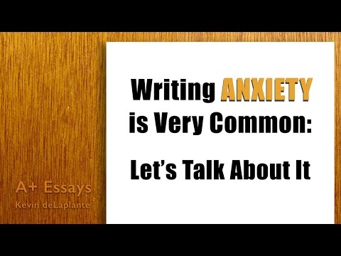 How to Deal with Writer's Anxiety and Writer's Block Mp3