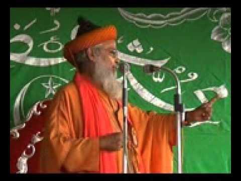Hashmi miya expodes by babri masjid MASJID nahi hai
