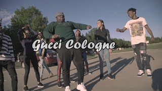 Kupreme - Gucci Cologne (The Woah Dance Video) Shot by Jmoney1041