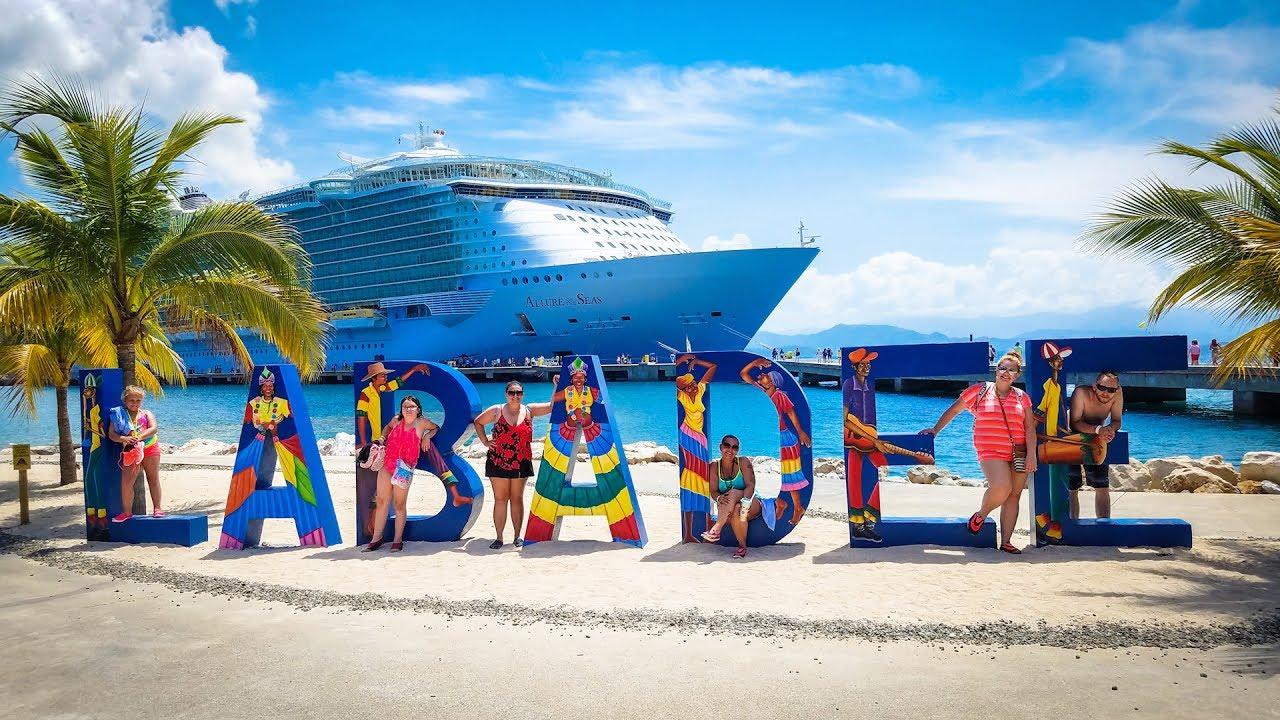 Labadee Haiti Excursions 2017 Day 3 Aboard Royal