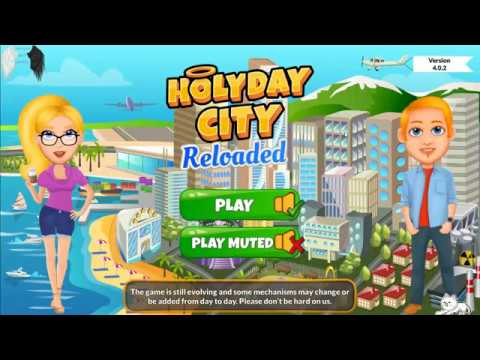Holyday City Reloaded (Why Can't I make This Much Money In Real Life)