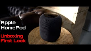 Apple HomePod Space Gray Unboxing And First Look India