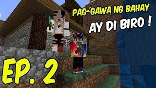 MINECRAFT EP2 (Tagalog)