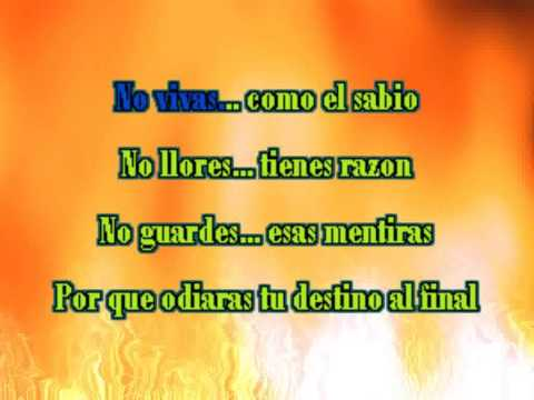 Karaoke Wind Español Latino