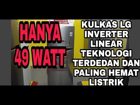 REVIEW KULKAS LG 2 PINTU INVERTER LINEAR TERBAIK UNTUK MASA DEPAN