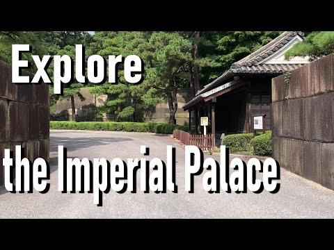 The Imperial Palace, where Tokugawa Shogun once lived【Tokyo japan tourist spots】