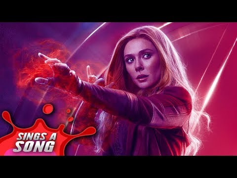 Scarlet Witch Sings A Song (Marvel Avengers Infinity War Parody)