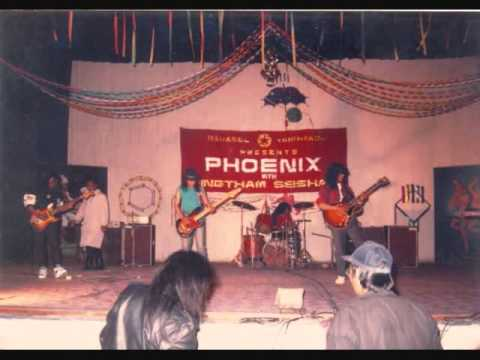 Phynyx The True Legend of Manipur Rock Band We miss you