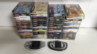 My N-Gage collection - aĮl 55 retail games + extras