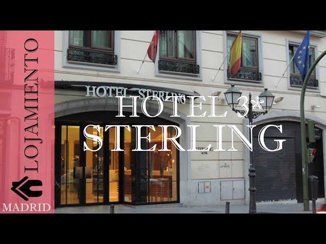 Hotel Sterling 3*   Madrid