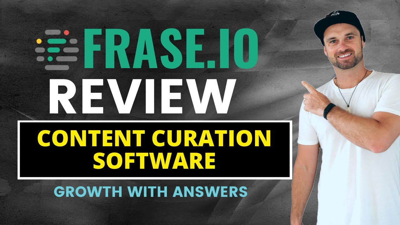 Download Frase.io Review ❇️AI Content Curation Software