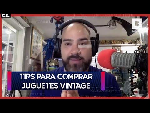 Tips para comprar juguetes vintage | Arte Geek