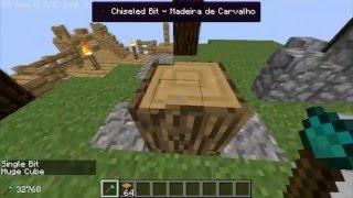 Minecraft: ModPack de Sobrevivência Foda! - 1.8!