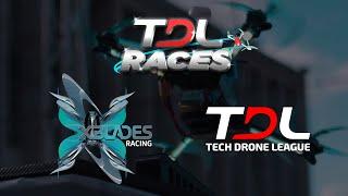 TDL Races - XBlades & Tech Drone League