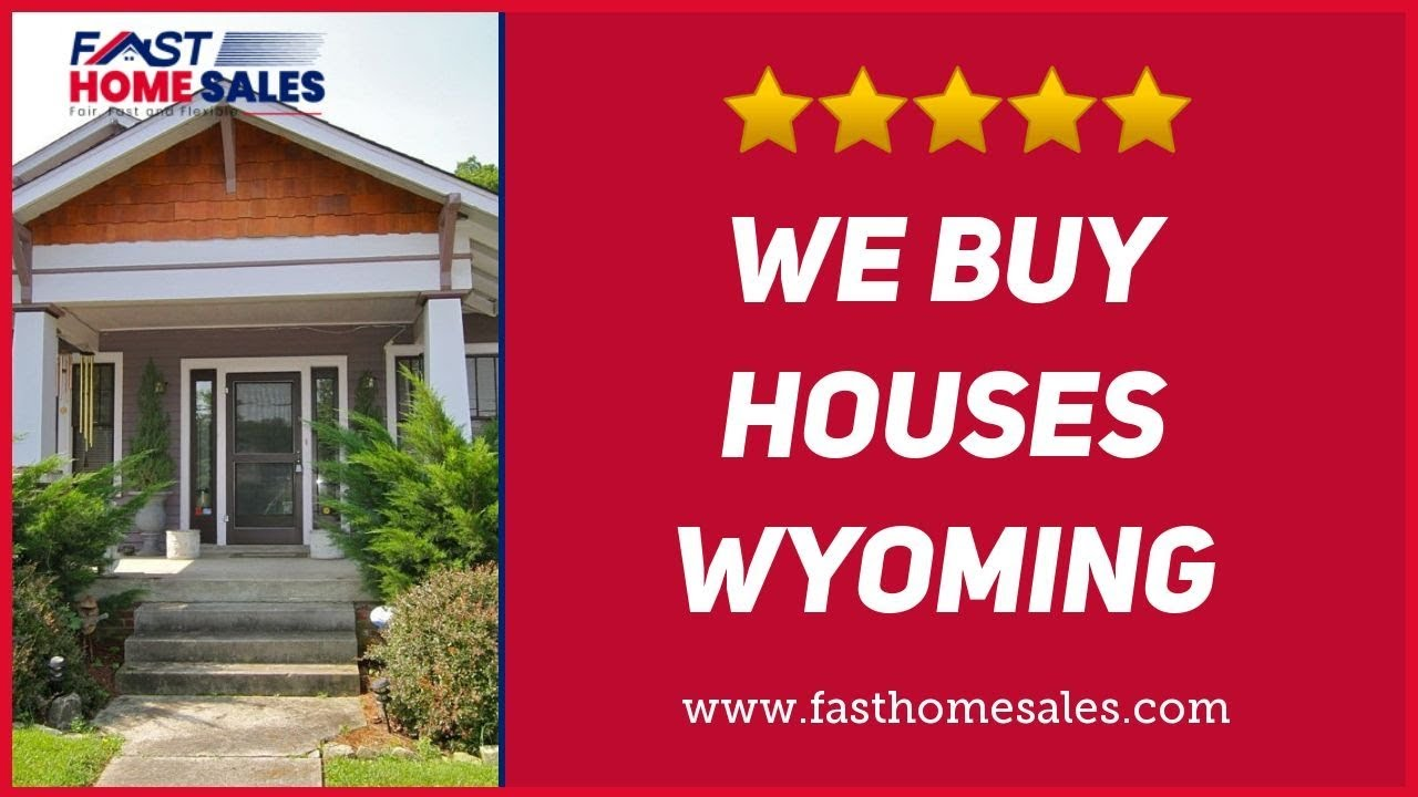 We Buy Houses Wyoming - CALL 833-814-7355 - FAST Home Sales