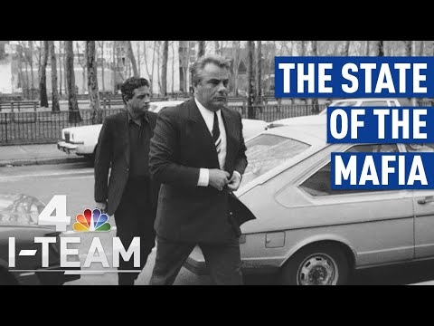 The State of the Mafia in New York City  NBC 4 I-Team